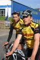 00287 Stefan Heiny und Alexander Gut auf dem Weg zur Siegerehrung